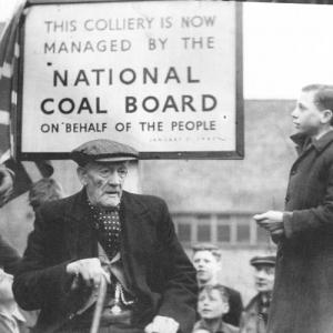 colliery nationalised