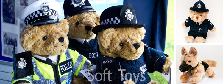 soft cop teddy-bears