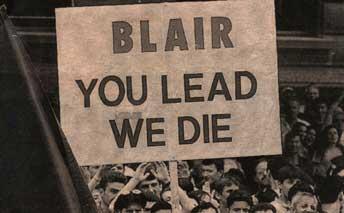 Kosovo placard
