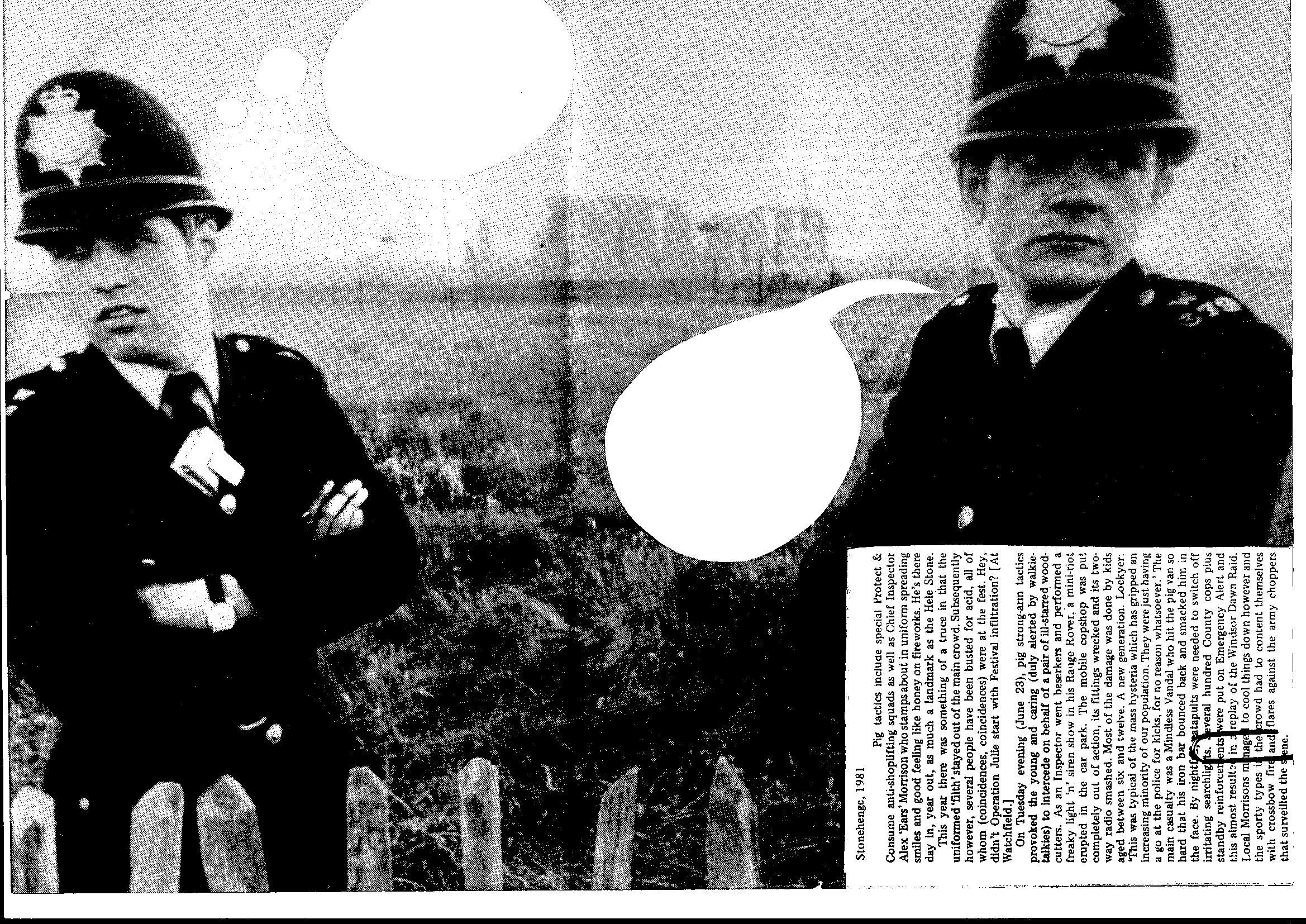 Stonehenge 1982