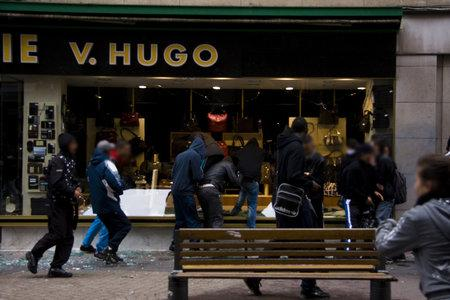 Victor Hugo Lyon casseurs_0