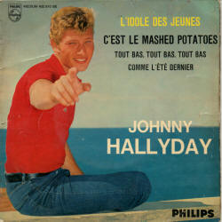 johnny hallyday mashed pots