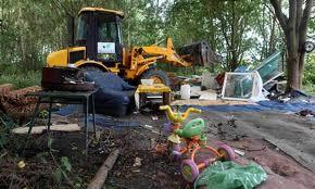 roma bulldozer