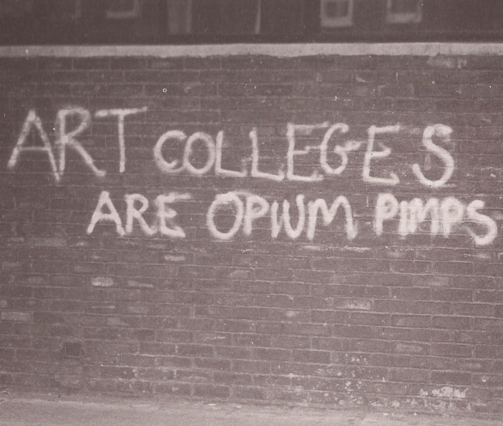 graffiti art colleges