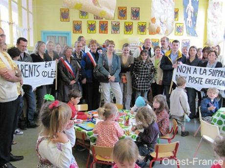 infant school occupation