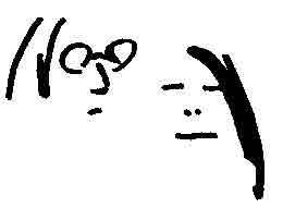 lennon scribble