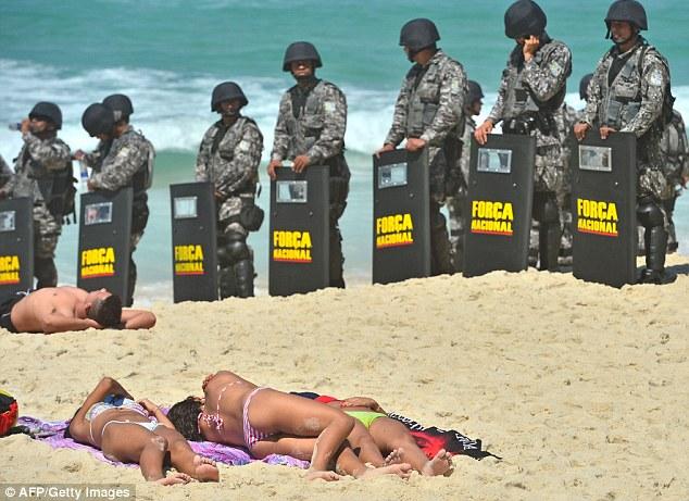 Rio beach 21 10 13
