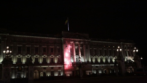 buckingham palace nov 5 2013