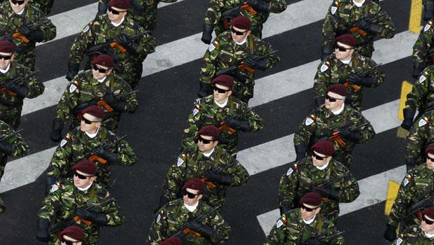 romani shale gas riot cops 2 12 13