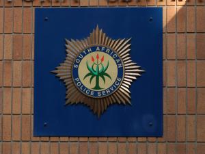 south african police shield