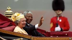 mandela the queen