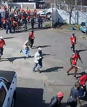 NUMSA Gauteng