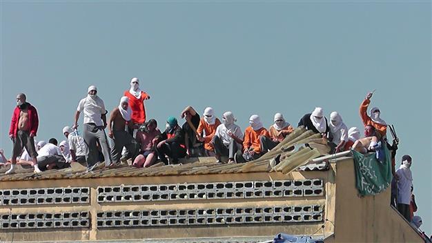 brazil prison riot aug 24 2014