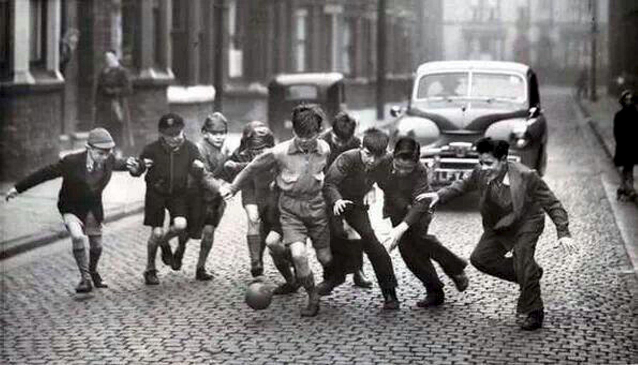 football kids street