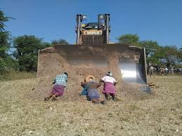 burma bulldozer