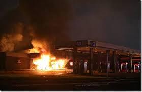 qt burning aug 14