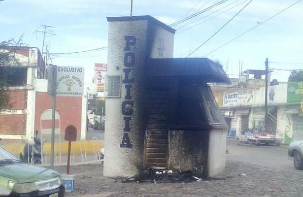 oaxaca police module