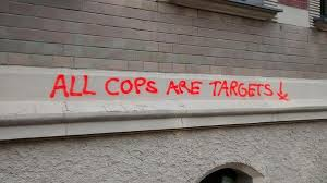 all cops are targets