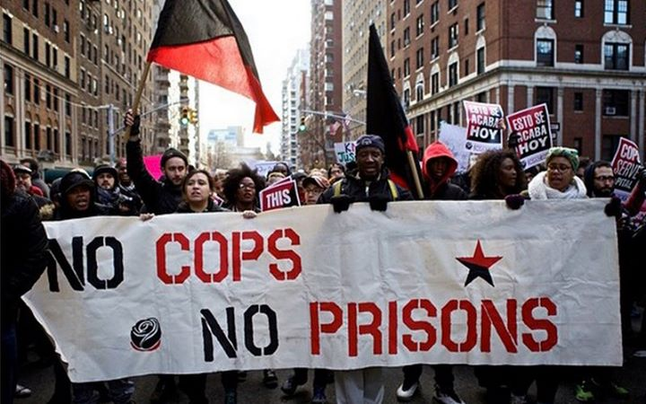 no cops no prisons