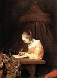 women writing 5