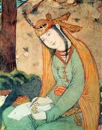 woman writing 2 japanesish