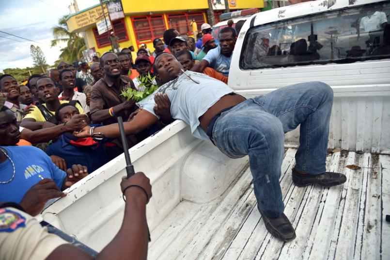 haiti, 29 november 2015