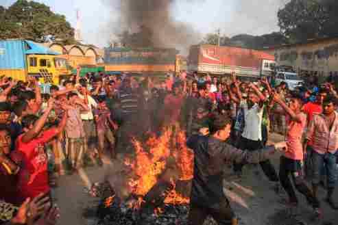 tejgaon-clash