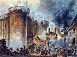 bastille detruits
