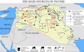 map isis 2