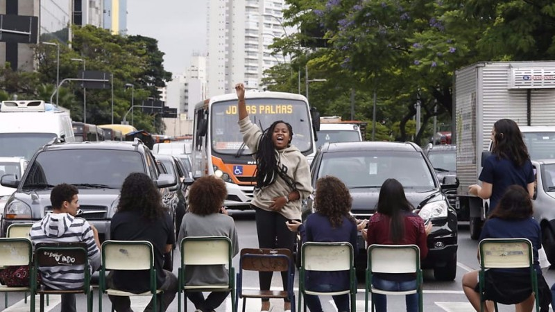 sao paulo street school