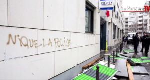 paris 24 3 16 nique la police