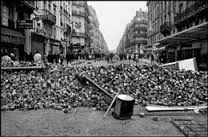 paris 68 barricades