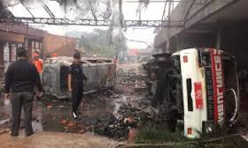 west java prison fire 23 4 16