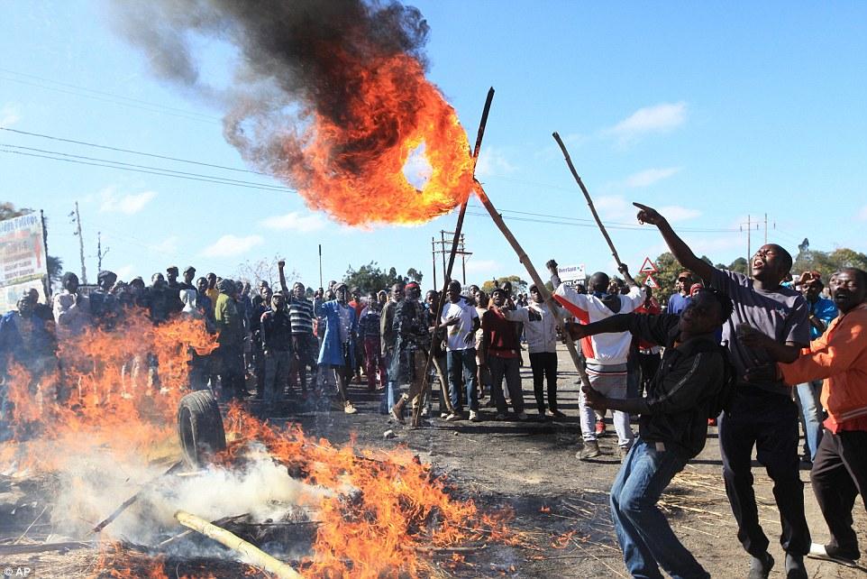 Harare 3 July 2016 -- 2