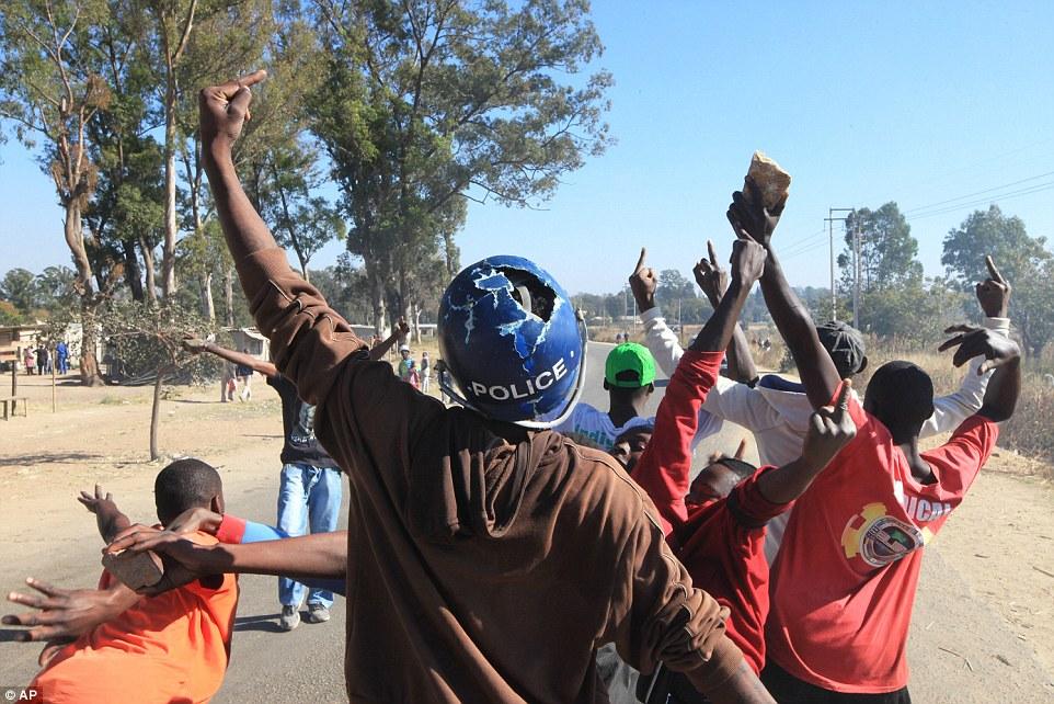 Harare 3 July 2016