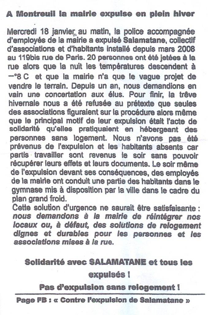 expulsion montreuil