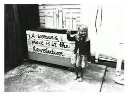 woman place in the revolution