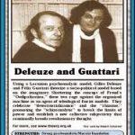 guattari trading card