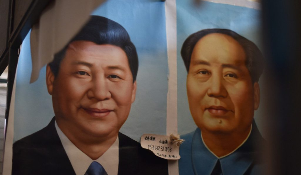 This image has an empty alt attribute; its file name is Xi-and-Mao-1024x597.jpg